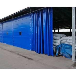 Шторы для гаражей, цехов, мастерских, ангаров