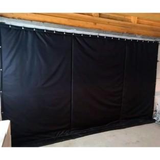 Завеса оксфорд (утепленный) 4*6 м